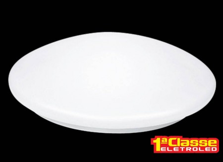 PLAFON LED SUPIMPA 12W BRANCO FRIO 6500K