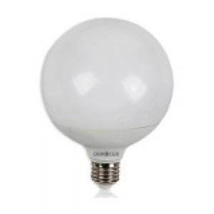 Lâmpada LED Globo 12W Bivolt 2700k Ourolux