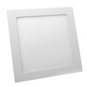 LUMINÁRIA LED QUADRADA SUPER FINO 12W BQ FSE LIGHTING